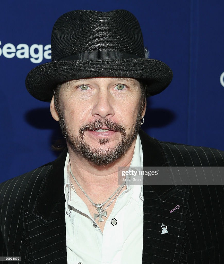 Producer George Flanigen attends The 55th Annual GRAMMY Awards - Music Preservation Project 'Play It Forward' Celebration highlighting The GRAMMY Foundations ongoing work to safegaurd music's history at the Saban Theatre on February 7, 2013 in Los Angeles, California.