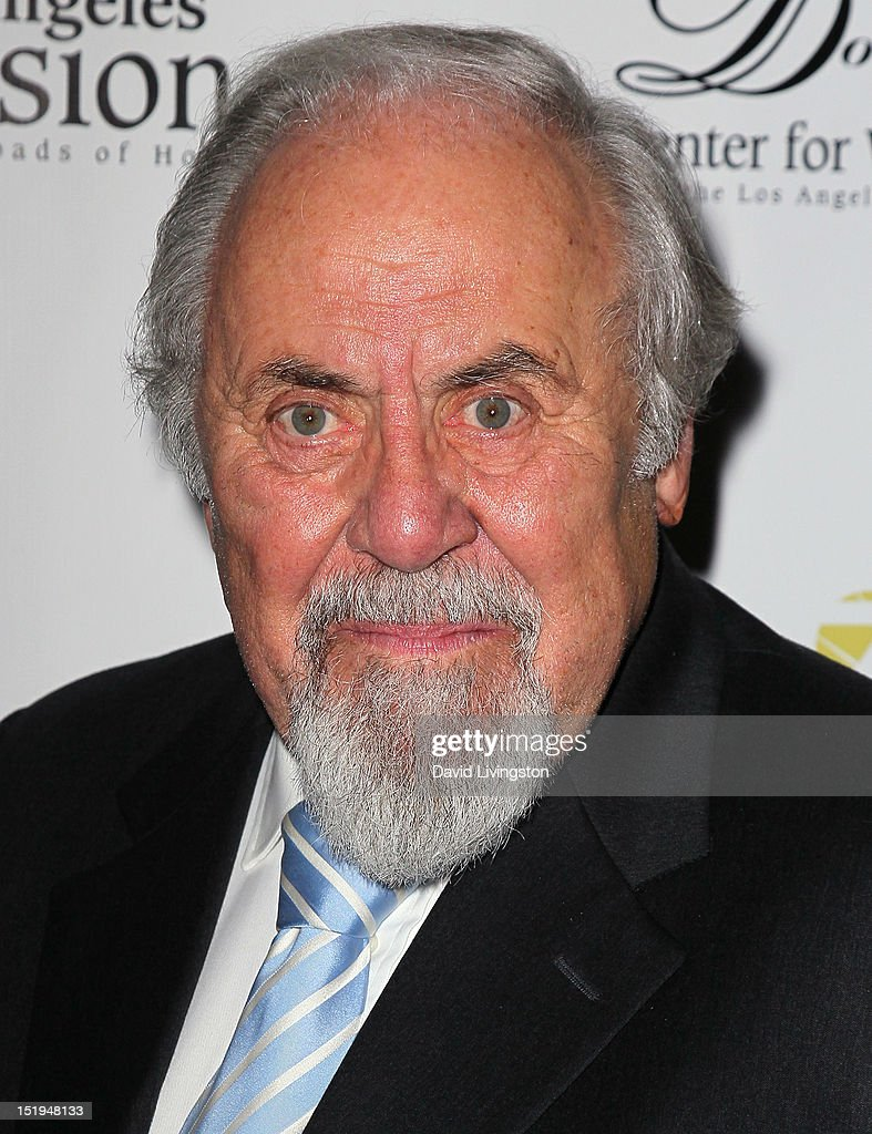 Producer <a gi-track='captionPersonalityLinkClicked' href=/galleries/search?phrase=George+Schlatter&family=editorial&specificpeople=691335 ng-click='$event.stopPropagation()'>George Schlatter</a> attends the Los Angeles Mission's 20th Anniversary Gala for the Anne Douglas Center for Women at the Four Seasons Hotel Los Angeles at Beverly Hills on September 12, 2012 in Beverly Hills, California.