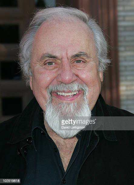 Producer George Schlatter attends the Wallis Annenberg Center for the Performing Arts groundbreaking ceremony on the site of the historic Beverly...