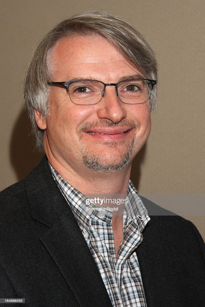 Producer Glen Mazzara attends the WGAW's 2013 TV Staffing Brief Press Conference held at Writers Guild of America, West on March 26, 2013 in Los Angeles, California.