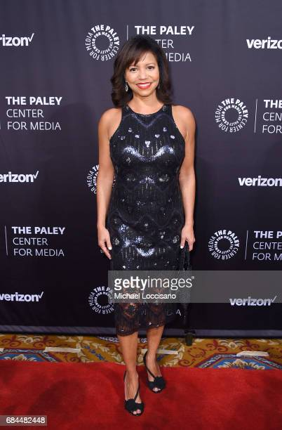 Producer Gloria Reuben attends the The Paley Honors Celebrating Women In Television event at Cipriani Wall Street at on May 17 2017 in New York City