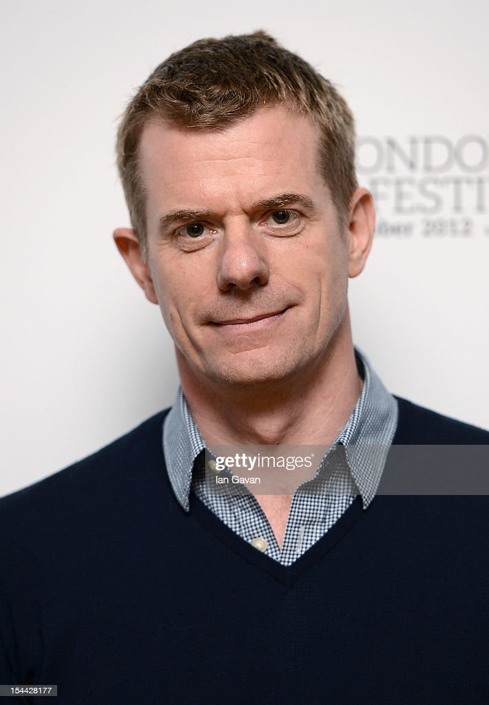 Producer Graham Broadbent attends the 'Seven Psychopaths' premiere during the 56th BFI London Film Festival at the Odeon West End on October 19, 2012 in London, England.