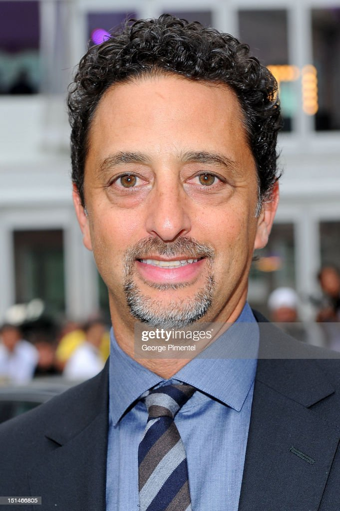 Producer <a gi-track='captionPersonalityLinkClicked' href=/galleries/search?phrase=Grant+Heslov&family=editorial&specificpeople=607201 ng-click='$event.stopPropagation()'>Grant Heslov</a> attends the 'Argo' premiere during the 2012 Toronto International Film Festival at Roy Thomson Hall on September 7, 2012 in Toronto, Canada.