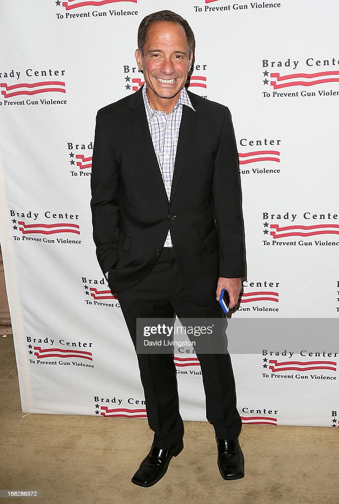 TV producer Harvey Levin attends the Brady Campaign To Prevent Gun Violence 2013 Los Angeles Benefit Event at the Beverly Hills Hotel on May 7, 2013 in Beverly Hills, California.