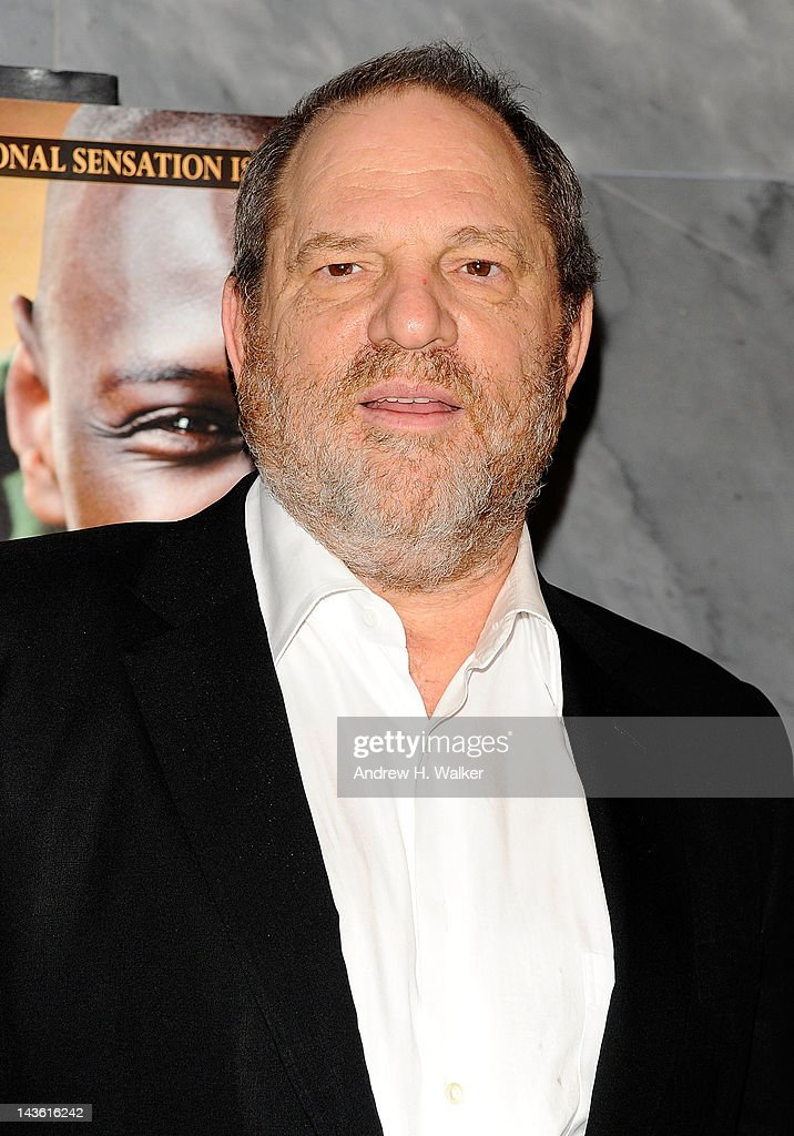 Producer <a gi-track='captionPersonalityLinkClicked' href=/galleries/search?phrase=Harvey+Weinstein&family=editorial&specificpeople=201749 ng-click='$event.stopPropagation()'>Harvey Weinstein</a> attends a screening of 'The Intouchables' at The Paley Center for Media on April 30, 2012 in New York City.