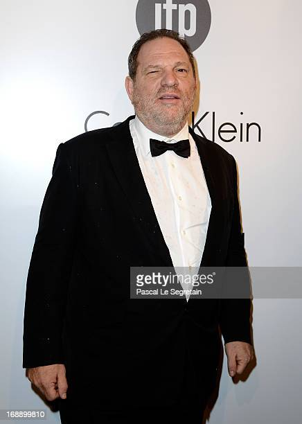 Producer Harvey Weinstein attends the The IFP Calvin Klein Collection Euphoria Calvin Klein Celebrate Women In Film At The 66th Cannes Film Festival...