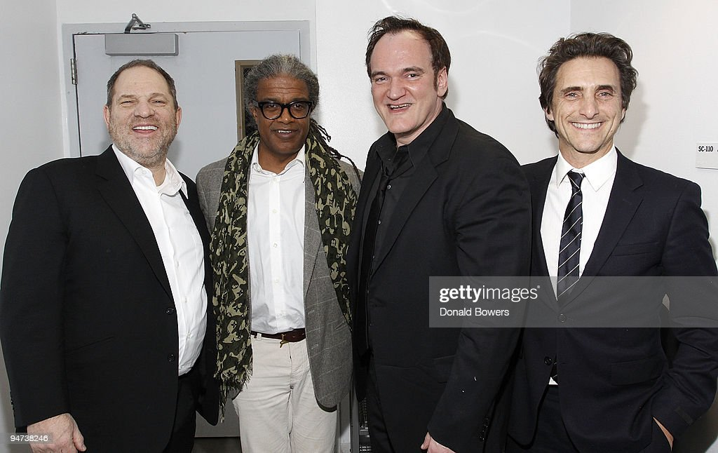 """Q&A with Quentin Tarantino at MoMA Screening of """"Inglourious Basterds"""""""