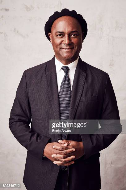 Producer Hebert Peck of PBS's 'I Am Not Your Negro' poses for a portrait during the 2017 Summer Television Critics Association Press Tour at The...