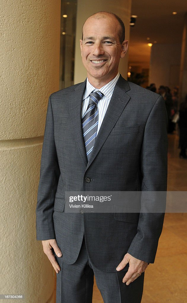Producer Howard Gordon attends Liberty Hill's Upton Sinclair Awards Dinner Honors - Show at The Beverly Hilton Hotel on April 23, 2013 in Beverly Hills, California.