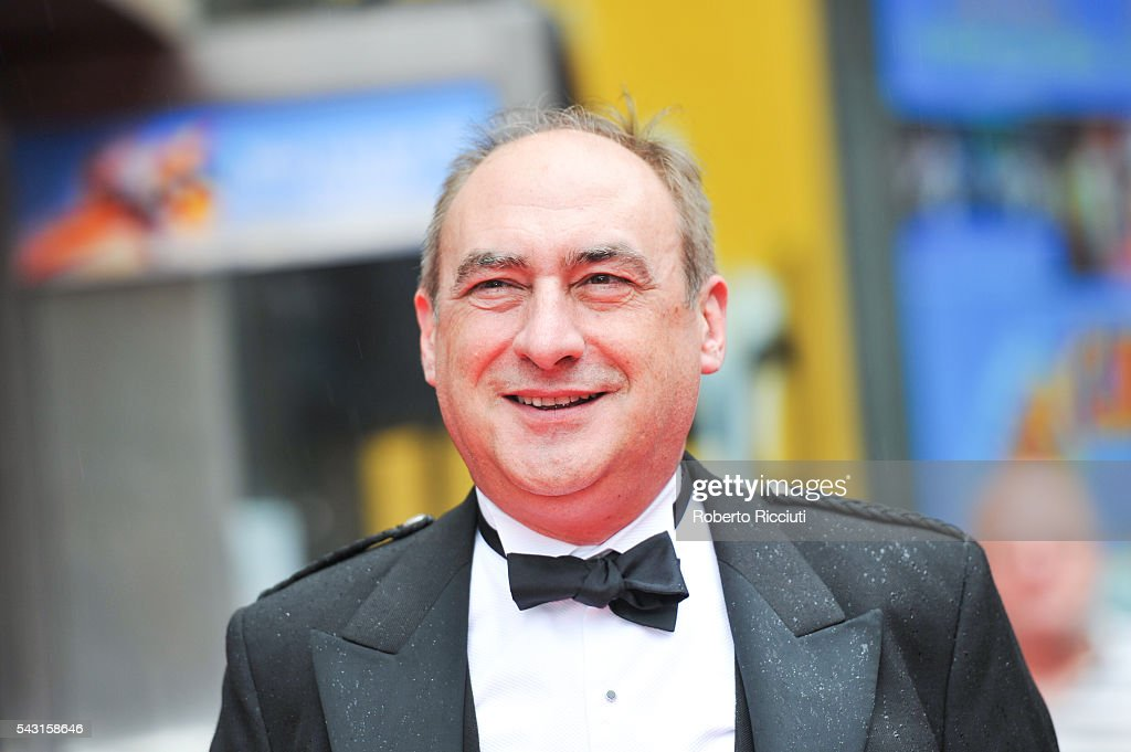 Producer Iain MacLean attends the EIFF Closing Night Gala and World Premiere of 'Whisky Galore!' during the 70th Edinburgh International Film Festival at Festival Theatre on June 26, 2016 in Edinburgh, United Kingdom.