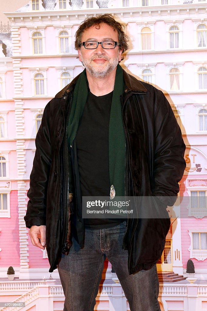 Producer Igor Khait attends 'The Grand Budapest Hotel' Paris Premiere at Cinema Gaumont Opera Capucines on February 20, 2014 in Paris, France.