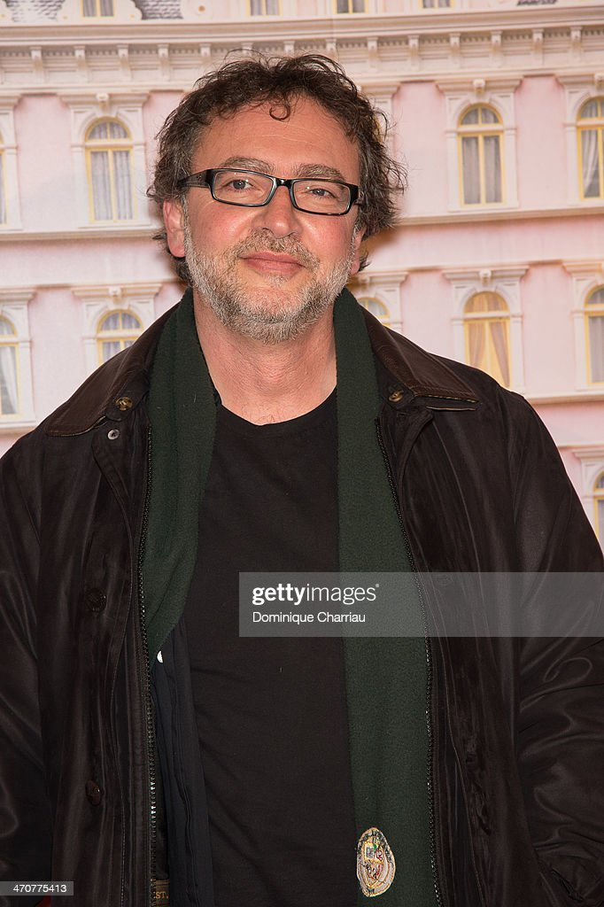 Producer Igor Khait attends the 'The Grand Budapest Hotel' Paris Premiere at Cinema Gaumont Opera on February 20, 2014 in Paris, France.