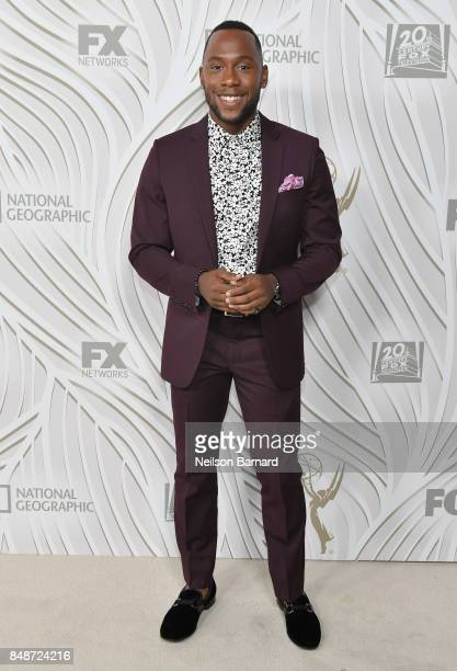 Producer J Lee attends FOX Broadcasting Company Twentieth Century Fox Television FX And National Geographic 69th Primetime Emmy Awards After Party at...