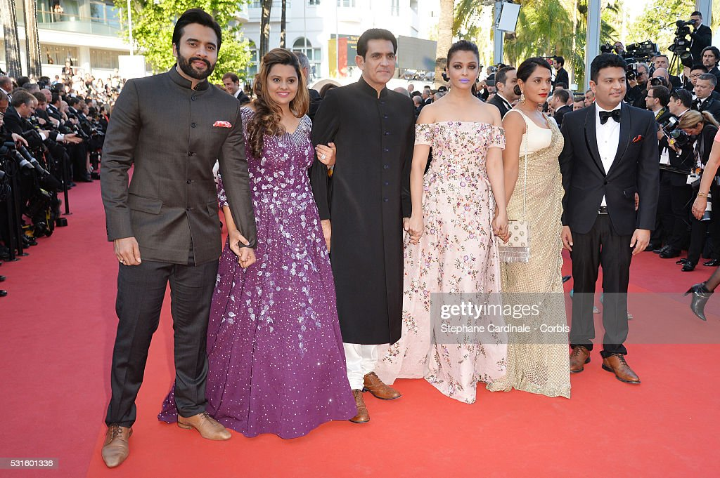 """""""From The Land And The Moon """"  - Red Carpet Arrivals - The 69th Annual Cannes Film Festival"""