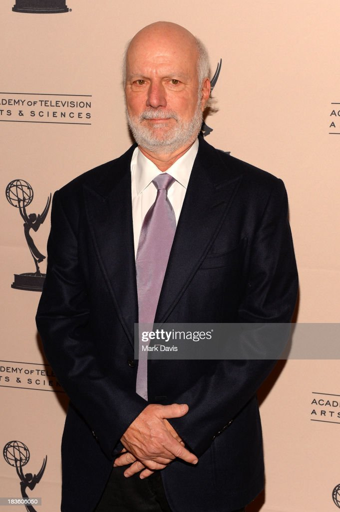 Producer <a gi-track='captionPersonalityLinkClicked' href=/galleries/search?phrase=James+Burrows&family=editorial&specificpeople=799504 ng-click='$event.stopPropagation()'>James Burrows</a> attends The Academy Of Television Arts & Sciences' Presents An Evening Honoring <a gi-track='captionPersonalityLinkClicked' href=/galleries/search?phrase=James+Burrows&family=editorial&specificpeople=799504 ng-click='$event.stopPropagation()'>James Burrows</a> held at the Academy of Television Arts & Sciences on October 7, 2013 in North Hollywood, California.