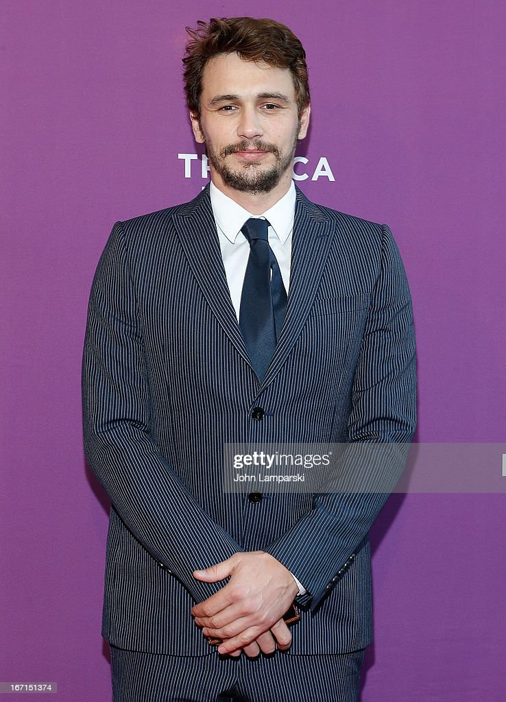 Producer <a gi-track='captionPersonalityLinkClicked' href=/galleries/search?phrase=James+Franco&family=editorial&specificpeople=577480 ng-click='$event.stopPropagation()'>James Franco</a> attends the screening of 'The Director' during the 2013 Tribeca Film Festival at SVA Theater on April 21, 2013 in New York City.