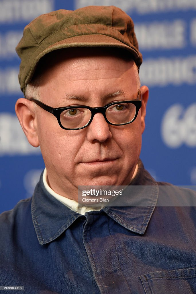 Producer <a gi-track='captionPersonalityLinkClicked' href=/galleries/search?phrase=James+Schamus&family=editorial&specificpeople=628217 ng-click='$event.stopPropagation()'>James Schamus</a> the 'Junction 48' press conference during the 66th Berlinale International Film Festival Berlin at Grand Hyatt Hotel on February 13, 2016 in Berlin, Germany.
