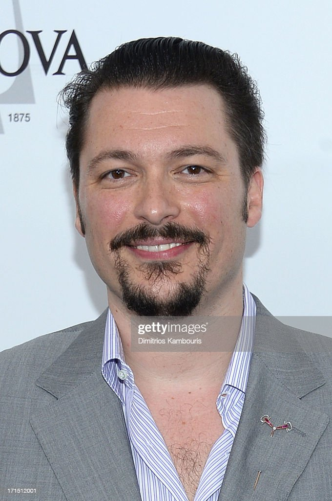 Producer James Vanderbilt attends the 'White House Down' New York premiere at Ziegfeld Theater on June 25, 2013 in New York City.