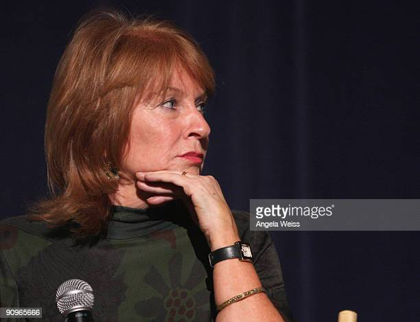 Producer Jan Chapman attends the Australians in Film screening of 'Bright Star' at the Harmony Gold Theater on September 18 2009 in Los Angeles...