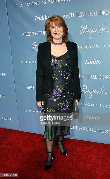 Producer Jan Chapman attends the premiere of Jane Campion's 'Bright Star' at the Arclight Cinema on September 16 2009 in Hollywood California