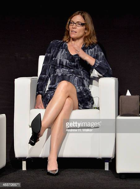 Producer Jane Hartwell from Dreamworks Animation attends the Cinematic Innovation Summit ahead of the 10th Annual Dubai International Film Festival...