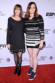 Producer Jane Rosenthal and Juliana Hatkoff attend '30 For 30 This Magic Moment' Premiere 2016 Tribeca Film Festival at SVA Theatre on April 14 2016...