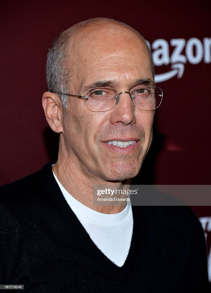 Producer <a gi-track='captionPersonalityLinkClicked' href=/galleries/search?phrase=Jeffrey+Katzenberg&family=editorial&specificpeople=171496 ng-click='$event.stopPropagation()'>Jeffrey Katzenberg</a> arrives at The Hollywood Reporter's Next Gen 20th Anniversary Gala at the Hammer Museum on November 6, 2013 in Westwood, California.