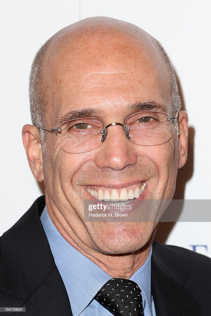 Producer <a gi-track='captionPersonalityLinkClicked' href=/galleries/search?phrase=Jeffrey+Katzenberg&family=editorial&specificpeople=171496 ng-click='$event.stopPropagation()'>Jeffrey Katzenberg</a> attends The Fullfillment Fund's STARS 2012 Benefit Gala at The Beverly Hilton Hotel on October 24, 2012 in Beverly Hills, California.