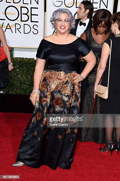 Producer Jenji Kohan attends the 72nd Annual Golden Globe Awards at The Beverly Hilton Hotel on January 11 2015 in Beverly Hills California
