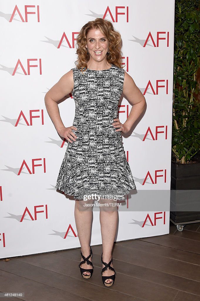 Producer Jennie Snyder Urman attends the 15th Annual AFI Awards at Four Seasons Hotel Los Angeles at Beverly Hills on January 9, 2015 in Beverly Hills, California.