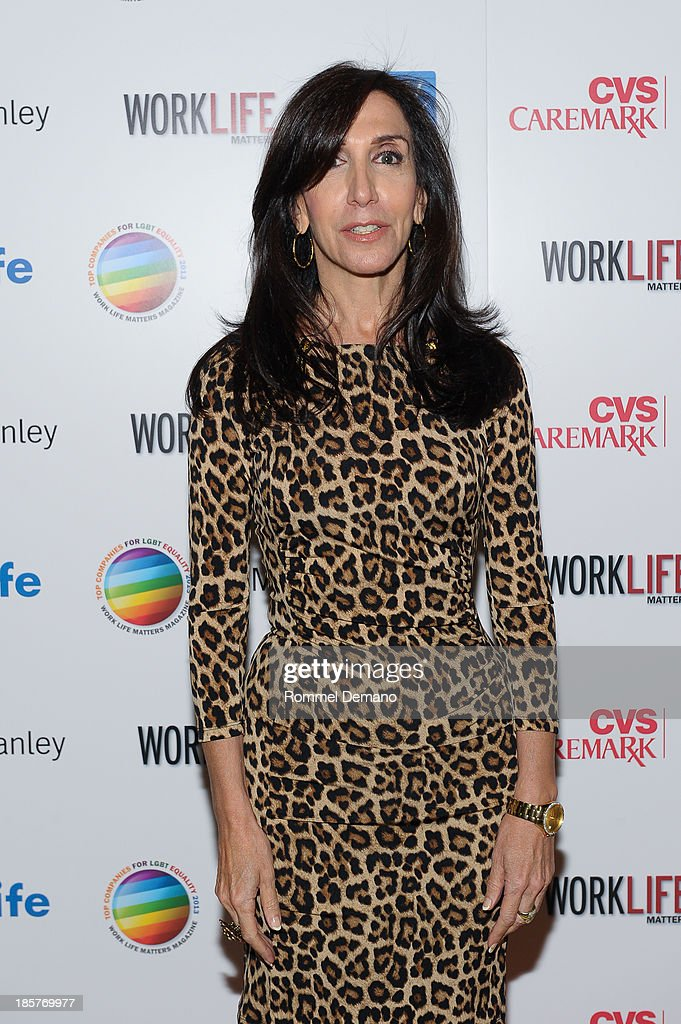 Producer Jennifer Gelfer attends the 11th Annual Work Life Matters gala at Club 101 on October 24, 2013 in New York City.