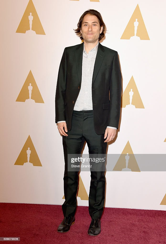 Producer <a gi-track='captionPersonalityLinkClicked' href=/galleries/search?phrase=Jeremy+Kleiner&family=editorial&specificpeople=10965353 ng-click='$event.stopPropagation()'>Jeremy Kleiner</a> attends the 88th Annual Academy Awards nominee luncheon on February 8, 2016 in Beverly Hills, California.