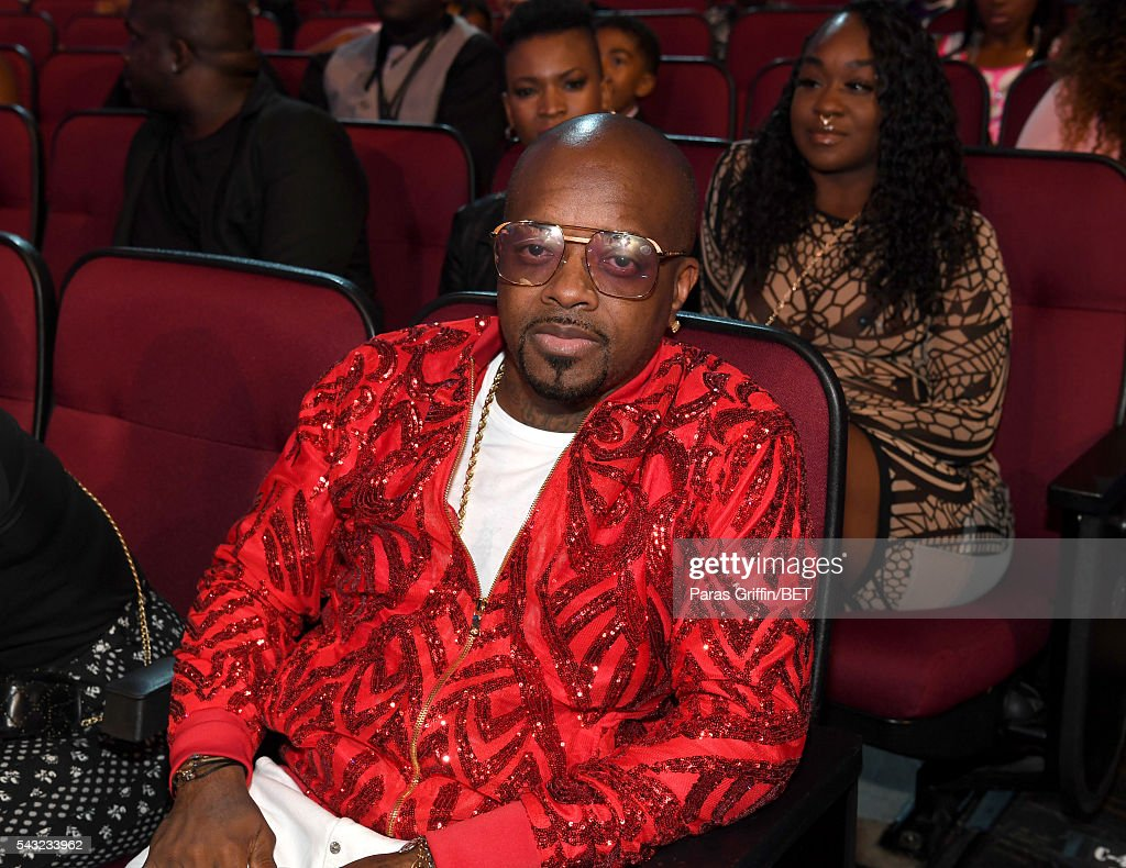 Producer <a gi-track='captionPersonalityLinkClicked' href=/galleries/search?phrase=Jermaine+Dupri&family=editorial&specificpeople=201712 ng-click='$event.stopPropagation()'>Jermaine Dupri</a> attends the 2016 BET Awards at the Microsoft Theater on June 26, 2016 in Los Angeles, California.