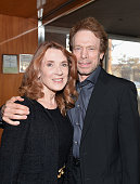 Producer Jerry Bruckheimer and Linda Bruckheimer attend the launch party for legendary producer Jerry Bruckheimer's book 'Jerry Bruckheimer When...