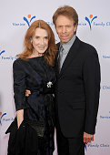 Producer Jerry Bruckheimer and wife Linda Bruckheimer arrive at Venice Family Clinic's 33rd Annual Silver Circle Gala at the Beverly Wilshire Four...