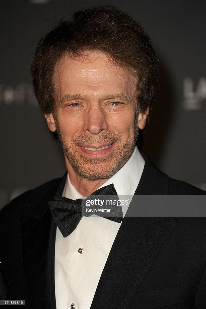 Producer Jerry Bruckheimer arrives at LACMA 2012 Art + Film Gala at LACMA on October 27, 2012 in Los Angeles, California.
