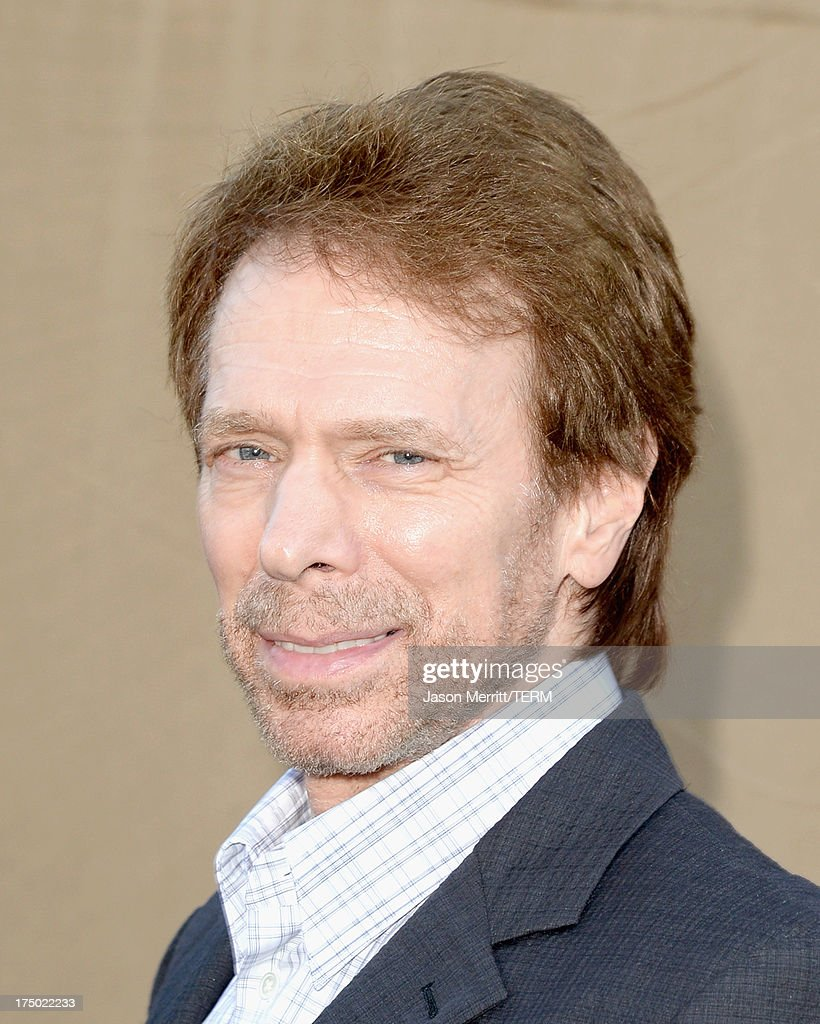 Producer Jerry Bruckheimer arrives at the CW, CBS and Showtime 2013 summer TCA party on July 29, 2013 in Los Angeles, California.