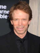 Producer Jerry Bruckheimer arrives at 'The Lone Ranger' World Premiere at Disney's California Adventure on June 22 2013 in Anaheim California