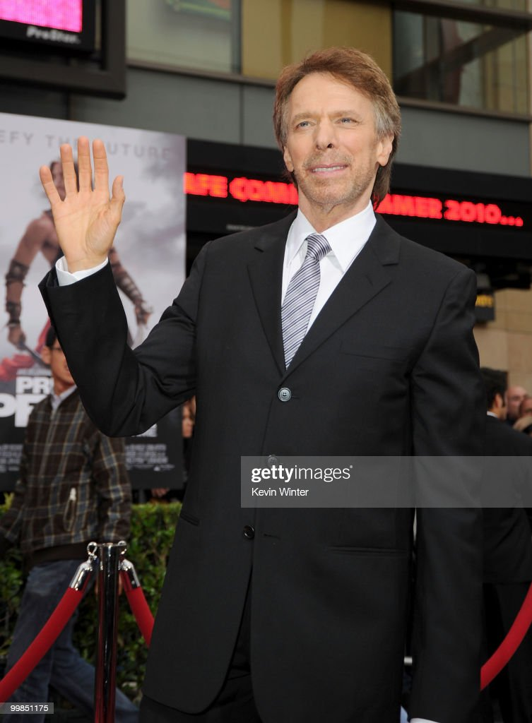 Producer Jerry Bruckheimer arrives at the premiere of Walt Disney Pictures' 'Prince Of Persia The Sands Of Time' held at Grauman''s Chinese Theatre...