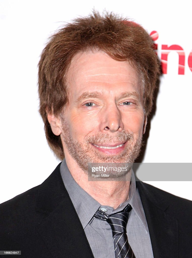 Producer Jerry Bruckheimer arrives at The Walt Disney Studios Invites You to an Exclusive Presentation Highlighting the Summer of 2013 - Including a Special Screening of Disney-Pixar's 'Monsters University' at Caesars Palace during CinemaCon, the official convention of the National Association of Theatre Owners on April 17, 2013 in Las Vegas, Nevada.