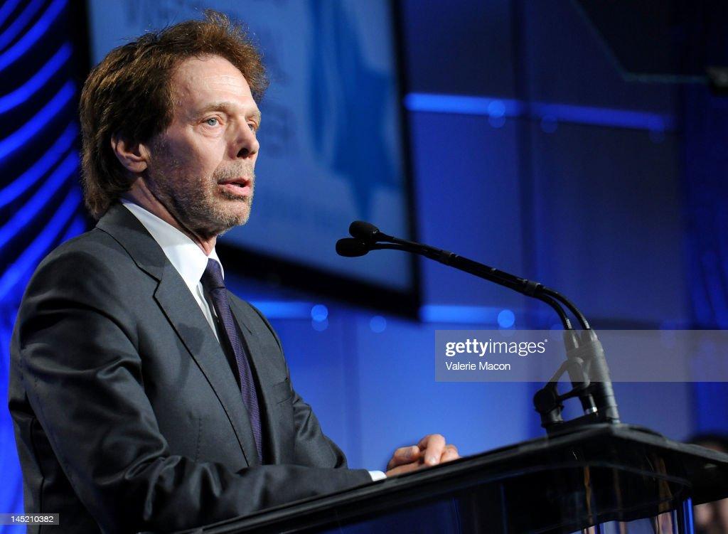 Producer <a gi-track='captionPersonalityLinkClicked' href=/galleries/search?phrase=Jerry+Bruckheimer&family=editorial&specificpeople=203316 ng-click='$event.stopPropagation()'>Jerry Bruckheimer</a> attends the Simon Wiesenthal Center's Annual National Tribute Dinner Honoring <a gi-track='captionPersonalityLinkClicked' href=/galleries/search?phrase=Jerry+Bruckheimer&family=editorial&specificpeople=203316 ng-click='$event.stopPropagation()'>Jerry Bruckheimer</a> at The Beverly Hilton Hotel on May 23, 2012 in Beverly Hills, California.
