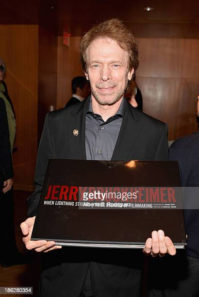 Producer Jerry Buckheimer attends the launch party for legendary producer Jerry Bruckheimer's book 'Jerry Bruckheimer When Lightning Strikes Four...