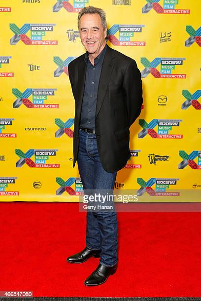 Producer Jim Morris attends Infinity And Beyond Pixar And 20 Years Since 'Toy Story' during the 2015 SXSW Music Film Interactive Festival at Austin...