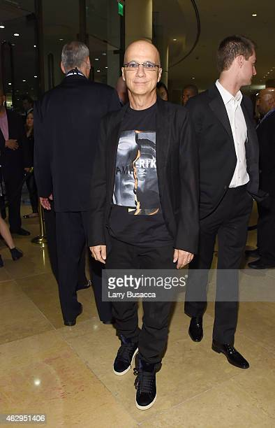 Producer Jimmy Iovine attends the PreGRAMMY Gala and Salute To Industry Icons honoring Martin Bandier on February 7 2015 in Los Angeles California