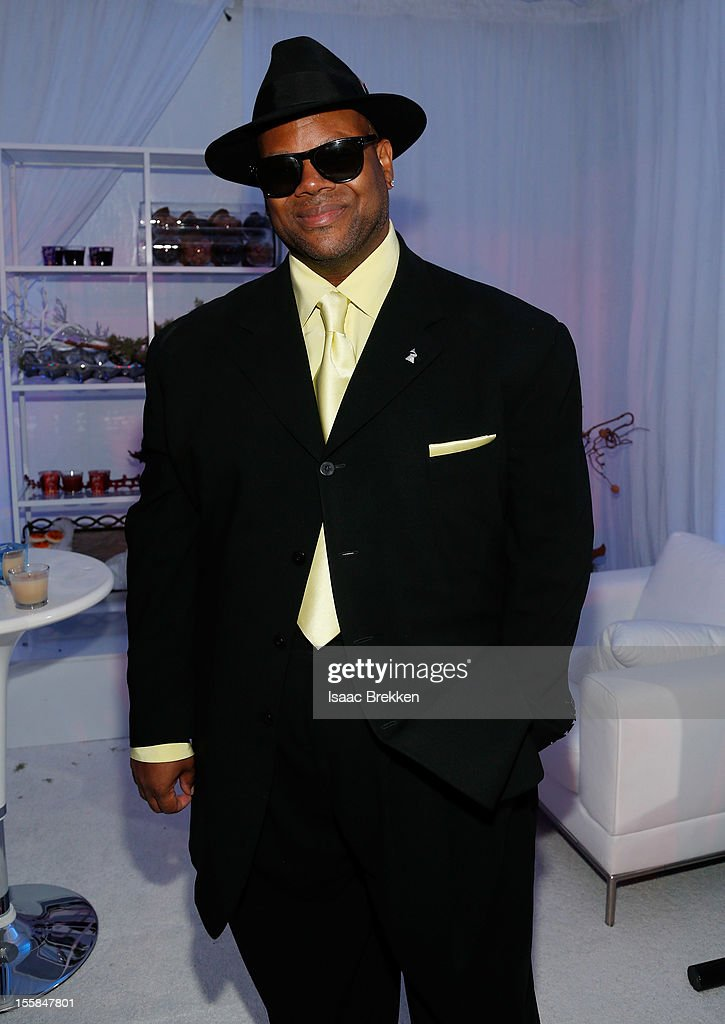 Producer <a gi-track='captionPersonalityLinkClicked' href=/galleries/search?phrase=Jimmy+Jam&family=editorial&specificpeople=211251 ng-click='$event.stopPropagation()'>Jimmy Jam</a> arrives at the Glade Suite at the Soul Train Awards 2012 at PH Live at Planet Hollywood Resort & Casino on November 8, 2012 in Las Vegas, Nevada.