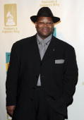 Producer Jimmy Jam arrives at The Recording Academy's 3rd Annual 'Catch A Fire' Honoring Chris Blackwell at The Village Recording Studios on January...