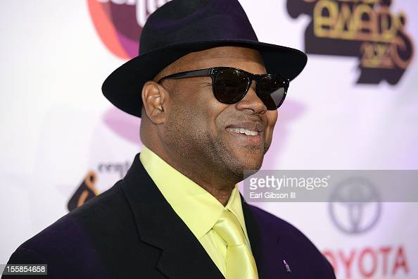 Producer Jimmy Jam arrives at the Soul Train Awards 2012 at PH Live at Planet Hollywood Resort Casino on November 8 2012 in Las Vegas Nevada