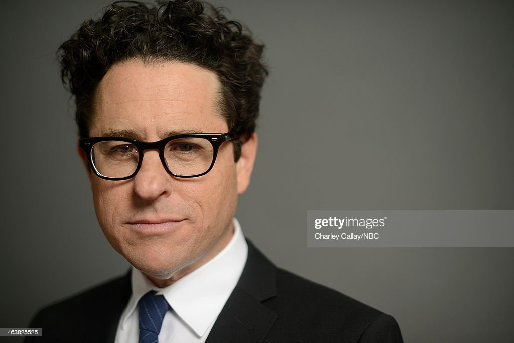 Producer <a gi-track='captionPersonalityLinkClicked' href=/galleries/search?phrase=J.J.+Abrams&family=editorial&specificpeople=253632 ng-click='$event.stopPropagation()'>J.J. Abrams</a> attends the 2014 NBCUniversal TCA Winter Press Tour Portraits at Langham Hotel on January 19, 2014 in Pasadena, California.