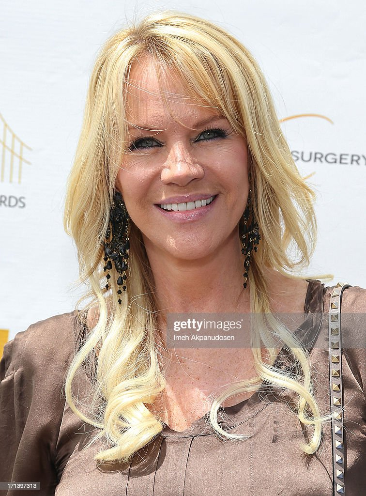 Producer Joan Dangerfield attends the 2nd annual Golden Portal Awards benefiting The UCLA Brain Tumor Program on June 23, 2013 in Beverly Hills, California.