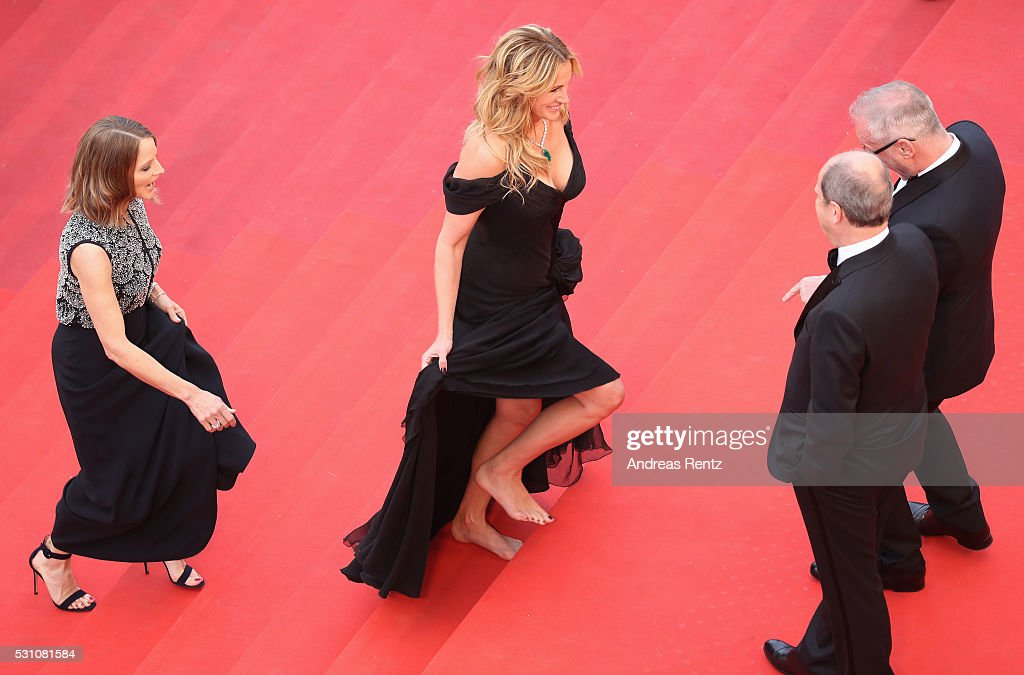 """""""Money Monster"""" - Red Carpet Arrivals - The 69th Annual Cannes Film Festival"""
